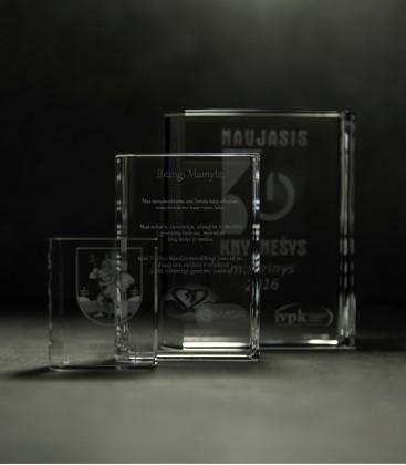 Stiklo ruošinis - Knyga