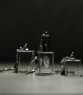 Stiklo gaminiai -LED pakabukas