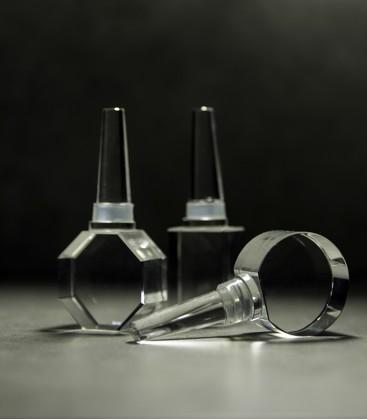 Stiklo Ruošinys - Vyno kamščiai