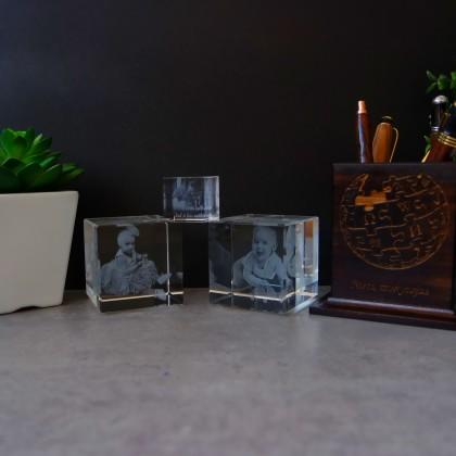 Stiklo ruošinys - Kubas