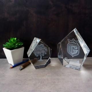 Stiklo gaminys - ICEBERG