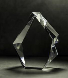 Stiklo apdovanojimas - Deimantas