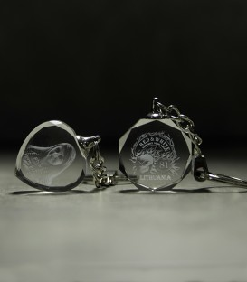 Glass template - Charms