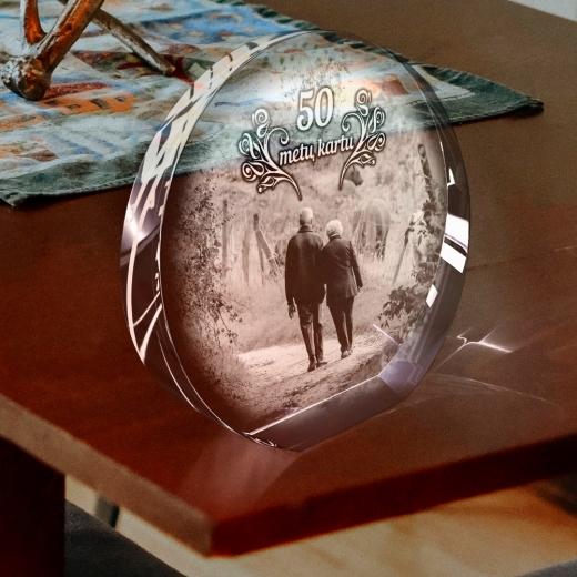 Glass template - O series