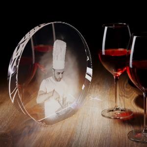 Stiklo ruošinys - O serija