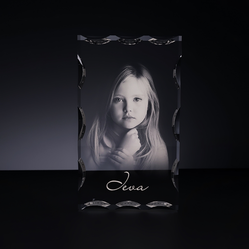 Glass template - R3013