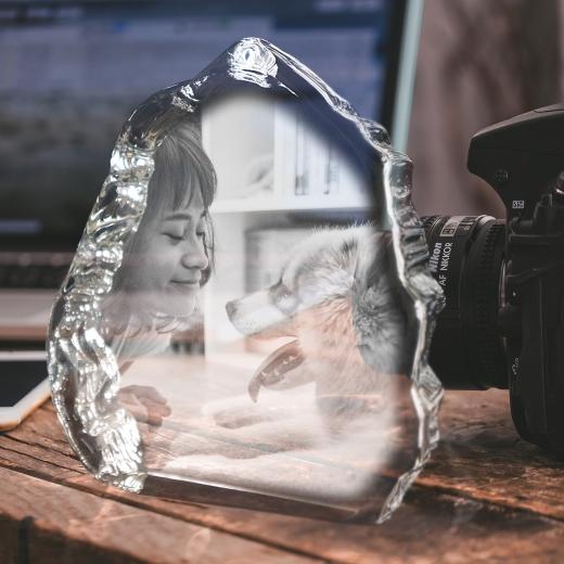 Stiklo gaminys - ICE