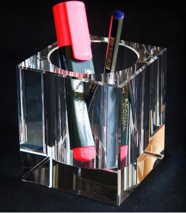 Stiklo ruošinis - Stovas, pieštukinė